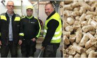 Pelletsfabrik ny investering hos Södra