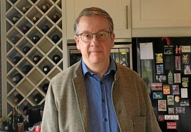 Richard Tellström, mathistoriker och måltidsforskare, tror inte att Systembolaget kommer att finnas kvar efter 2020-talet. Han ser i stället en framtid för gårdsförsäljning.
