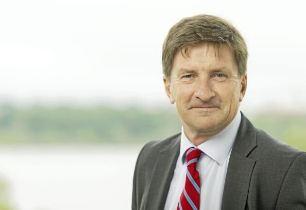 Lars Idermark, koncernchef för Södra.