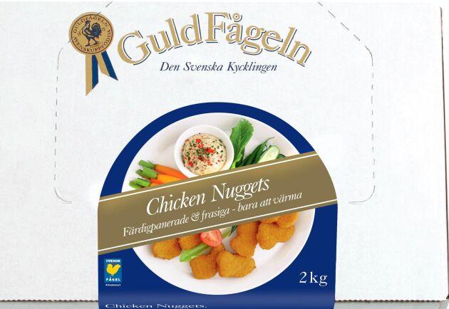 Bortsorterad kycklingfilé räknas som kasserad och gör att 52 ton kycklingprodukter inte får distribueras till återförsäljare.