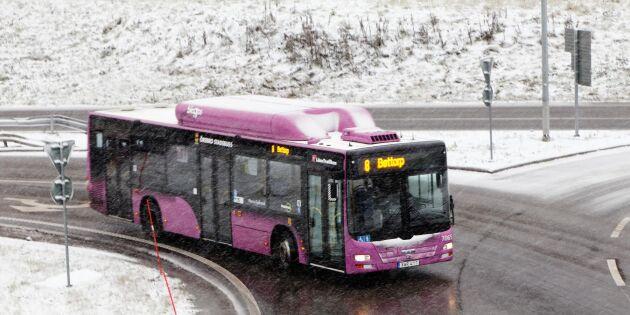 Kliv av bussen var du vill – snart verklighet i Örebro