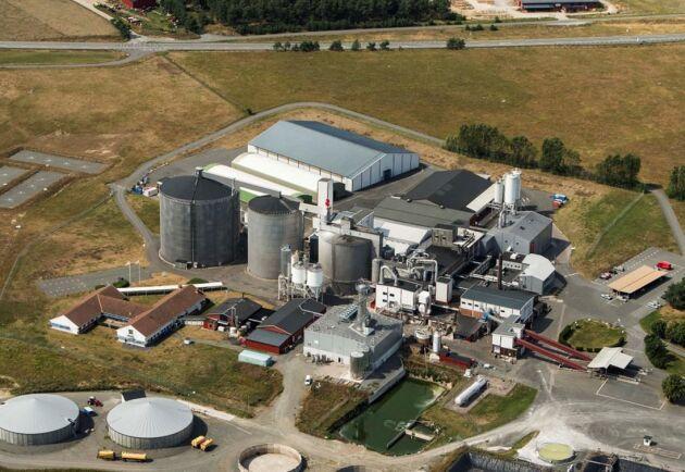 Investeringen fördubblar Lyckebys kapacitet för kallvattenlösliga stärkelser till 14 000 ton per år. I den nya fabriksdelen finns dessutom utrymme för ytterligare en valslinje för framtida investering.