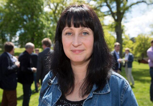 Inger-Lise Sjöström.