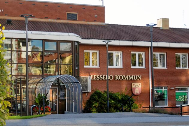 Lessebo skulle bli en av vinnarna på ett nytt skatteutjämningssystem.