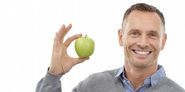Så bevarar du äpplets hälsoeffekter! 3 enkla recept!