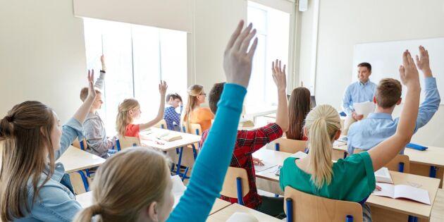 """""""Grit"""" ska hjälpa elever att få bättre skolresultat"""