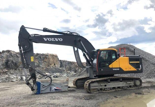 Volvo EC 300 E.