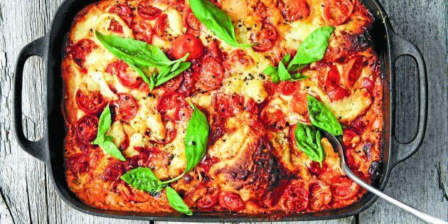 Krämig lasagne pronto – snabb favorit för stressade kockar