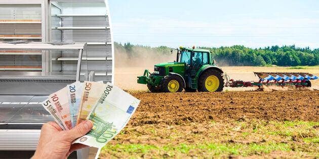 Höjda matpriser och minskat utbud - så drabbar torkan dig som konsument