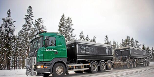 90-tonnare söker förare