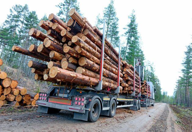 Alla tjänar på ett bra skogsbilvägsnät, menar Lars Erlandsson på Stora Enso.