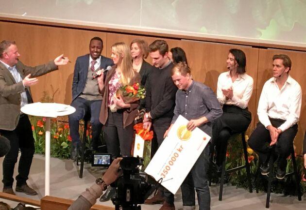 I konkurrens med närmare 2 000 entreprenörer i Sverige har startupbolaget Skira vunnit andrapriset i entreprenörstävlingen Rivstart.
