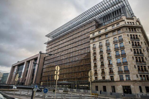 EU:s jordbruksministrar diskuterade vilka miljökrav som ska ställas i den nya jordbrukspolitiken i Bryssel på måndagen.