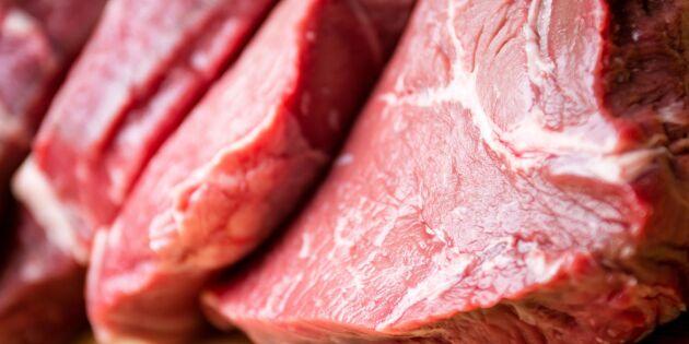 Serverade sjuka polska köttet – byter nu till svenskt