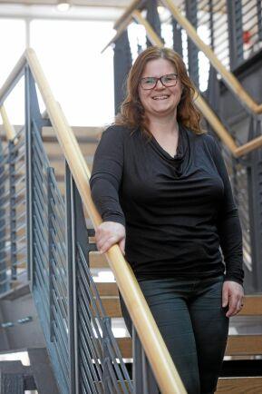 Anna Stjernstrom skriver krönikor i Land Skogsbruk.