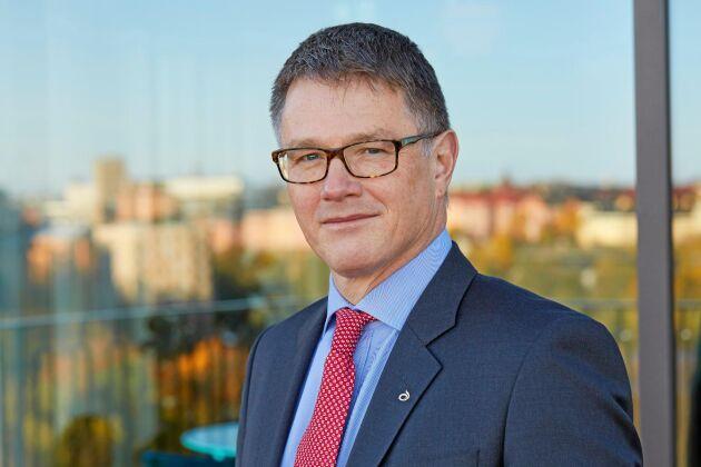 Per Olof Nyman, vd och koncernchef Lantmännen.
