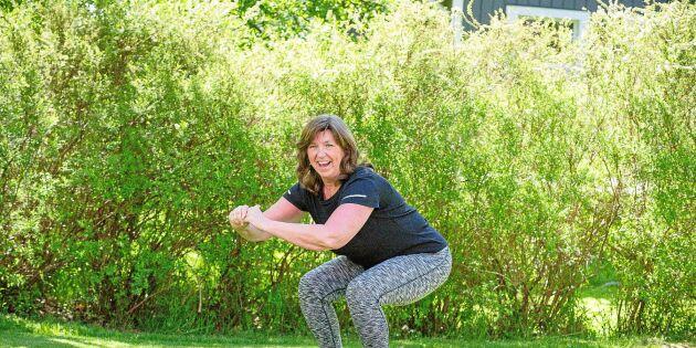 Hon motionerade bort sin artros – och blev smärtfri