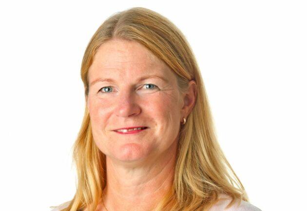 """""""Svenskt skogsbruk bedrivs så att hållbar utveckling i alla tre dimensionerna säkras"""", säger Linda Eriksson."""