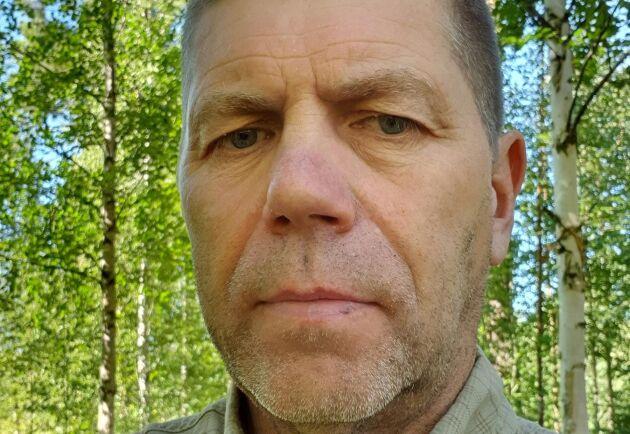 – För att få ned skadorna måste det skjutas mer, säger Michael Larsson.