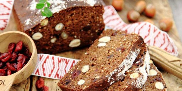 Julens snabbaste och godaste vörtbröd