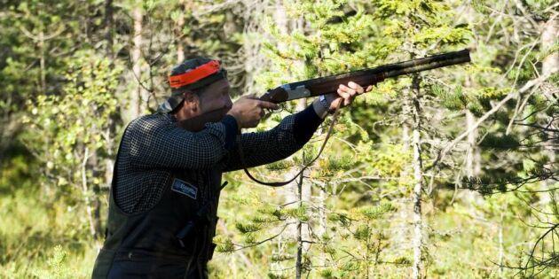 Jaktsskolan: Lotta Lundgren sköt vådaskott under älgjakten