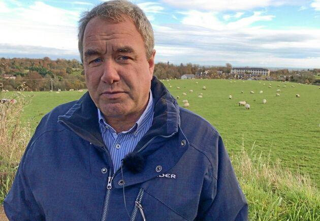 Växtodlaren Tom Short hoppas att någon av hans fyra barn ska ta över gården Kilmullen House, men den dåliga lönsamheten oroar.