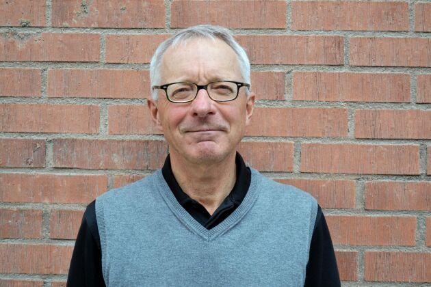 Lars-Erik Lundkvist, expert vid LRF på konkurrenskraft och regelförenklingar.